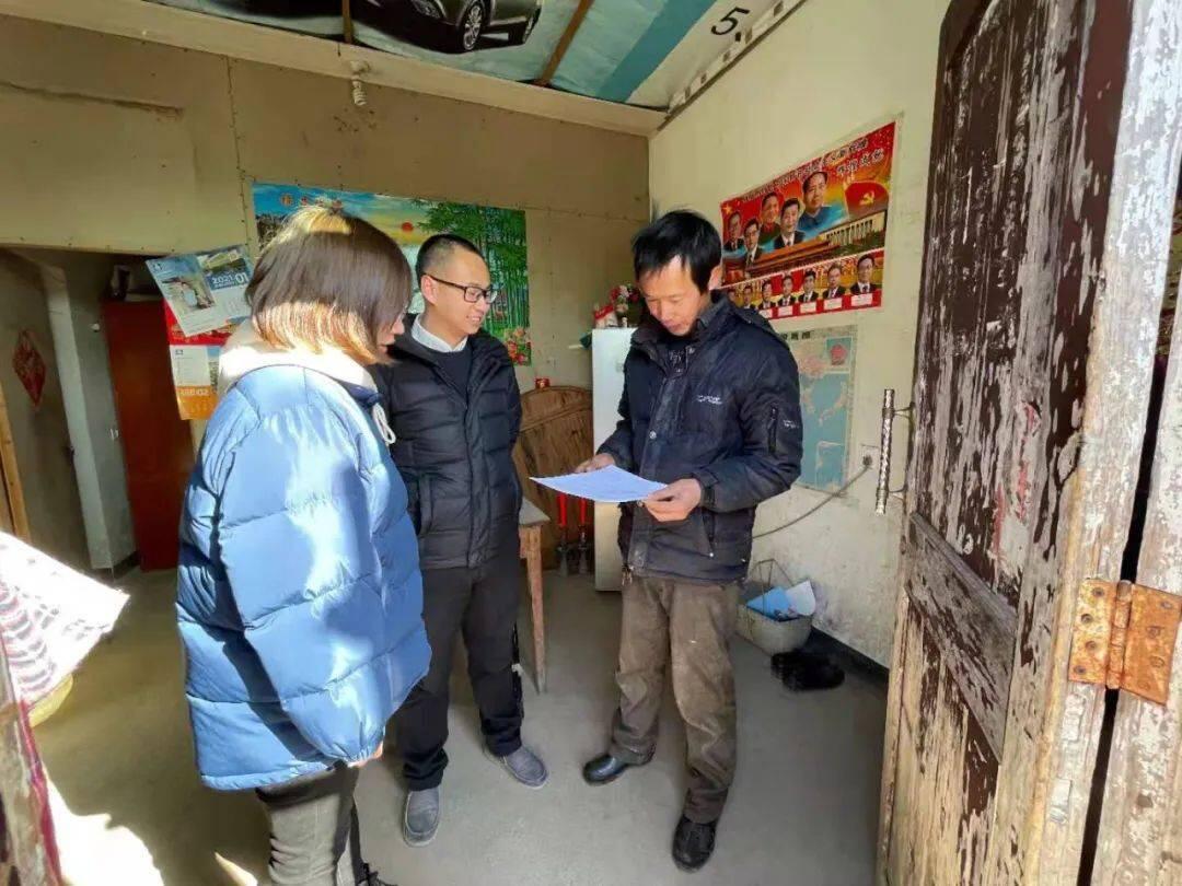 兰溪:天寒地冻 低温保险为农民