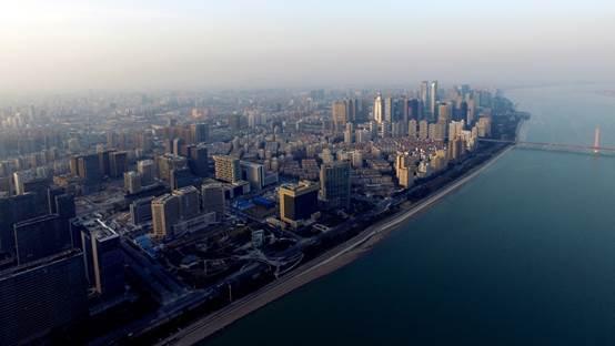 杭港牵手打造高端服务业示范区 培育四大产业