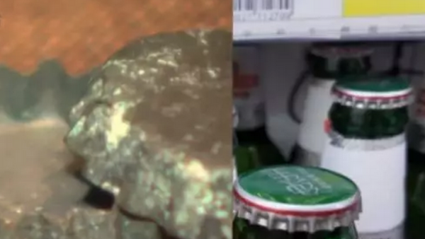 Beer bottle caps in a Ming Dynasty tomb? An ancient artifact blows netizens' mind
