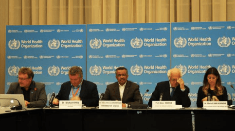 WHO declares global health emergency, China calls for consolidated efforts