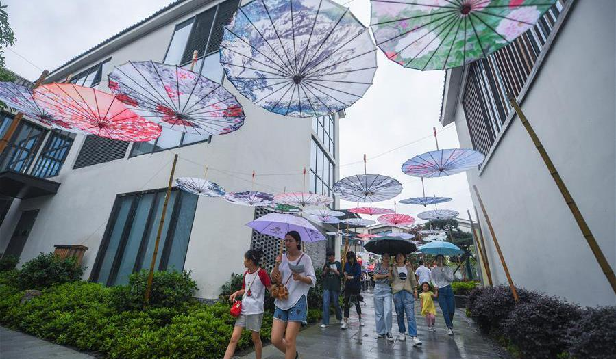 Intangible cultural heritage museums open in Hangzhou