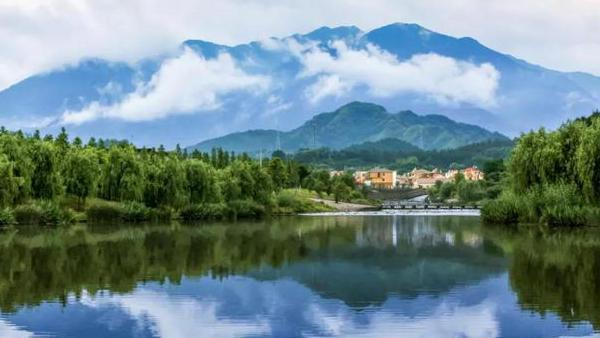 Four healthy living bases in Zhejiang top the national list