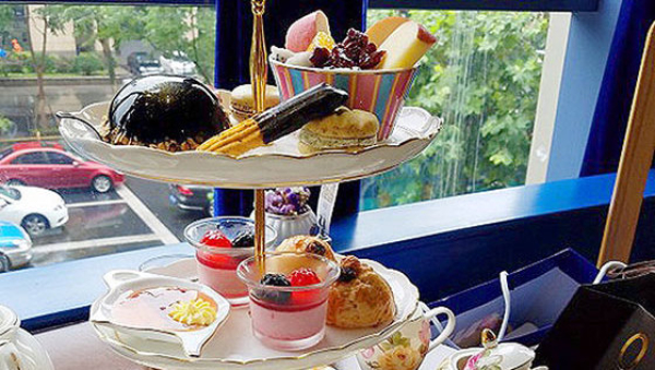 Quintessential Embodiment of Victorian Afternoon Tea: Annvita Tea Room