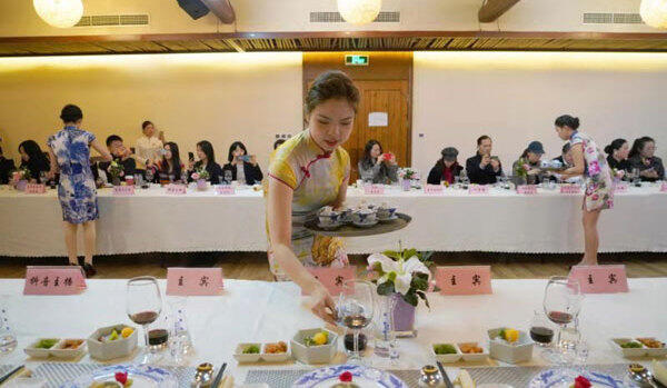 Festival promotes Hangzhou food culture to intl media