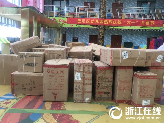 牵手那曲公益活动最后一站 和浙江小记者一起去西藏看看