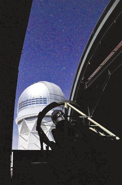 基特峰之巅有一处天文学家朝圣地