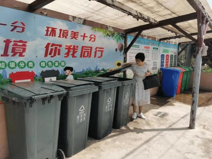 孩子们争做垃圾分类小主人 淳安界首乡垃圾分类工作跑出加速度 浙