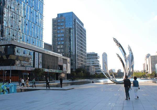 """寧波市""""席地而坐""""城市客廳示范區域已從市三區延伸至全大市"""