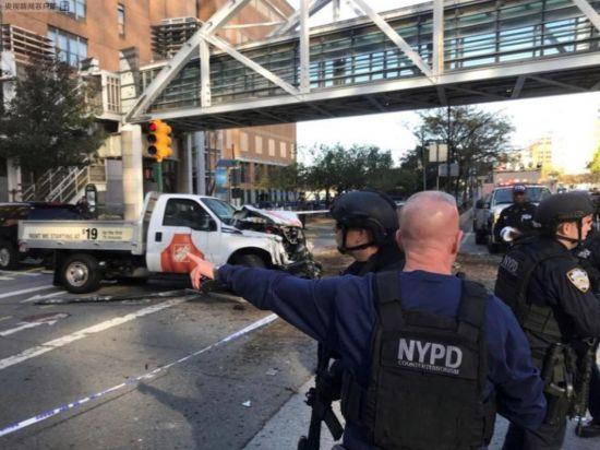 纽约遭遇恐怖袭击 特朗普怒批:病态的疯子!