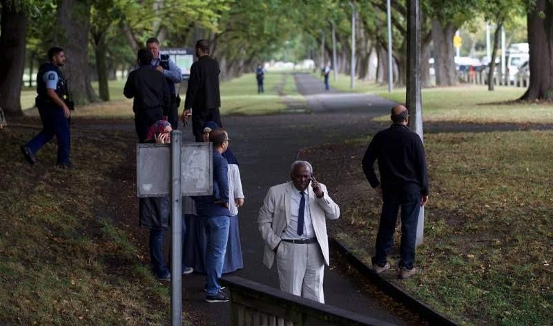 新西兰发生枪击案已致40死目前已经逮捕4人