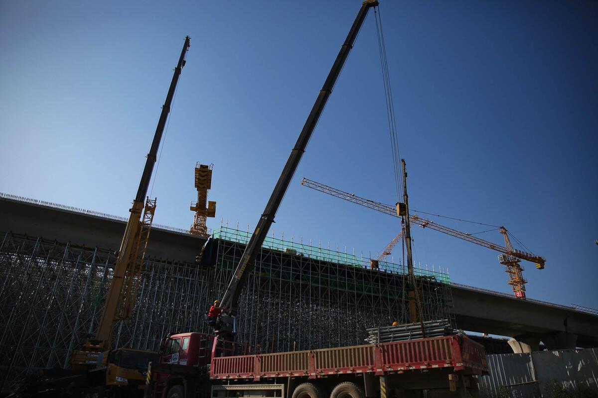 交通強國建設首批試點施工圖浮現