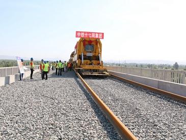 大張高鐵開始全線鋪軌 從大同到張家口看冬奧會僅需40分鐘