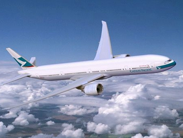 澳洲航空將修改涉臺標注 美國航空仍明確拒絕修改
