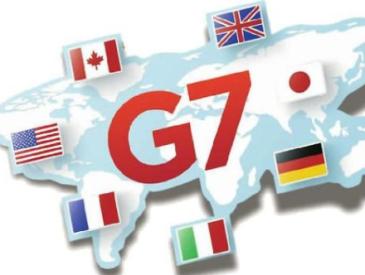 """從G7走向""""G6+1""""?七國集團峰會前火藥味濃"""