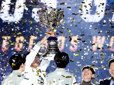 IG奪冠為什么能上熱搜又刷屏?從傳統體育認識電子競技