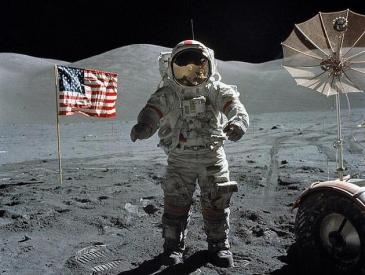 太空競賽重啟?美俄先后公布新一輪登月計劃