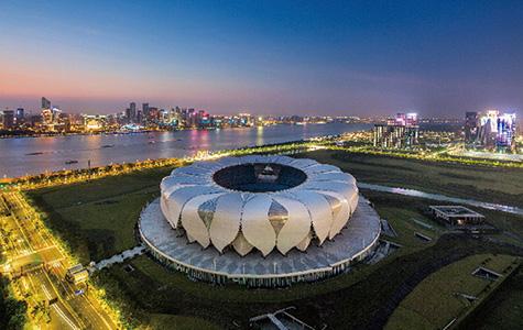 杭州亚组委征集首批特许商品生产企业