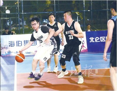 快乐篮球 公益相伴
