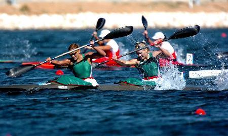 皮划艇世界杯杜伊斯堡站中国队获4金2银2铜