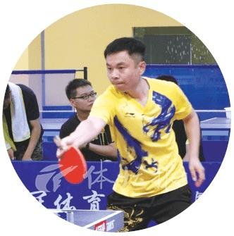 好球成痴,他一手创办杭城乒乓球积分赛