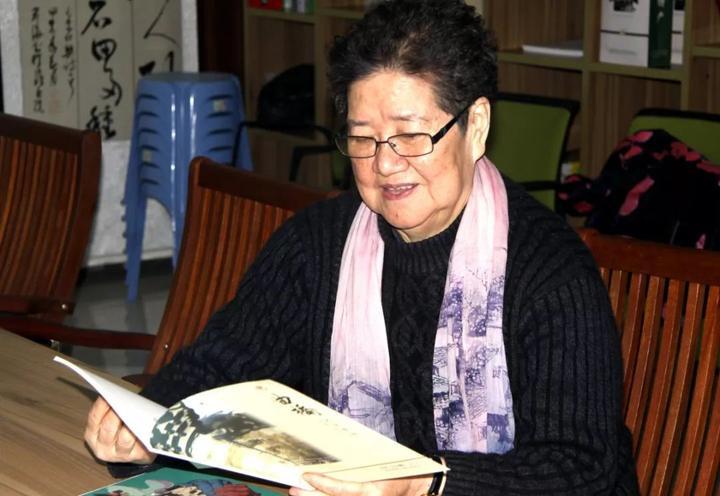 当代著名作家叶文玲 为啥去玉环当了个荣誉村民图片