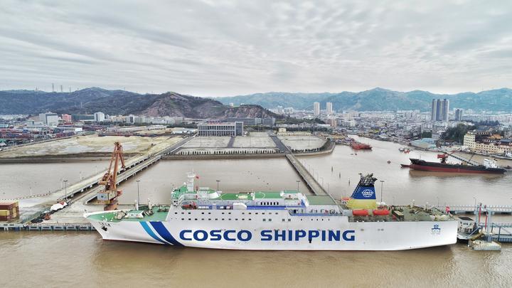 浙江唯一海上对台直航10周年,寻访一艘轮船上的两岸故事