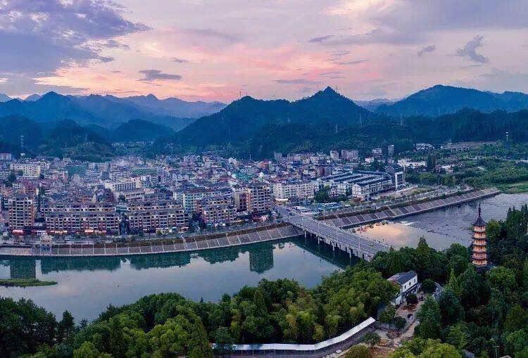 临安昌化镇 借整治东风促环境之变 谱写千年古镇新篇