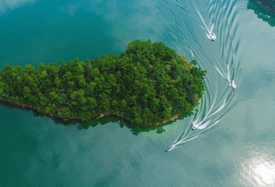 淳安积极推动千岛湖生态综合保护