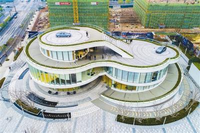拱墅打造全国首个汽车互联网产业综合体