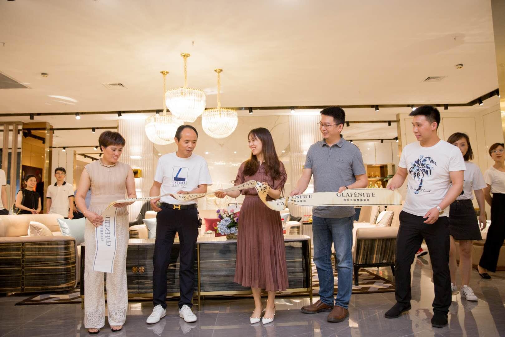这个家居店正在杭州开业 要打制艺术生计高端品