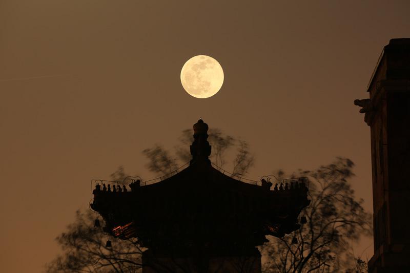 「元宵节看月亮」的圖片搜尋結果