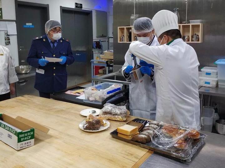 揭秘杭州世游赛后厨保障:守护舌尖安全,杜绝