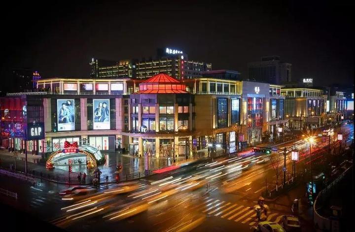杭州湖濱步行街改造時間表來了!5月13日起封道繞行