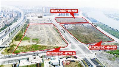 江北今年计划重点推出24宗土地