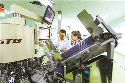 宁波机电产品出口实现较快增长