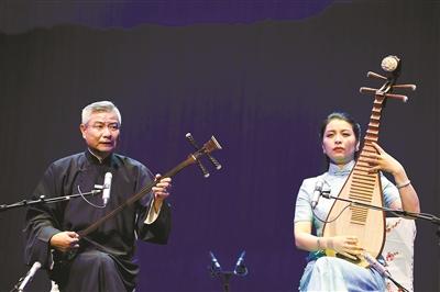 经典弹词 《新琵琶行》再现舞台 浙江评弹团迎来60岁生日