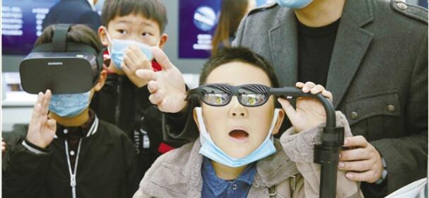 为什么5G能让千行百业产生巨变 互联网之光博览会中国移动展台上