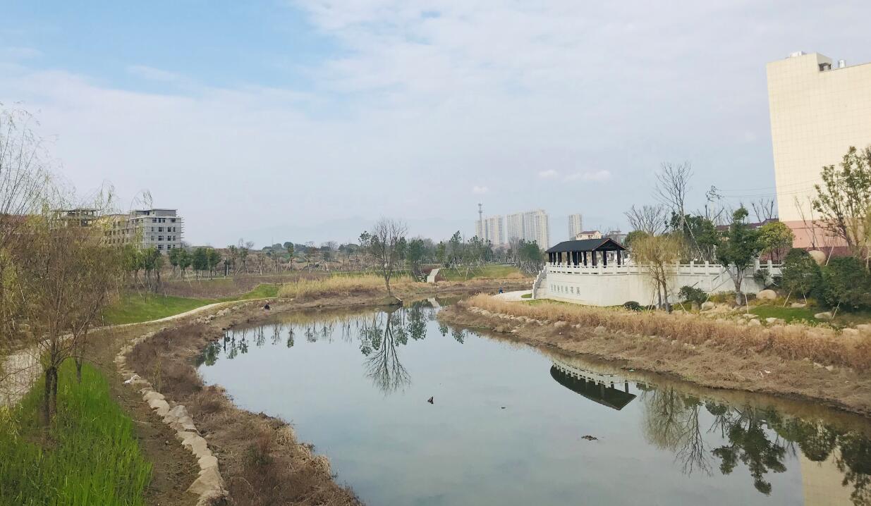 浙江金华:大年初三跟着河长一起去巡河