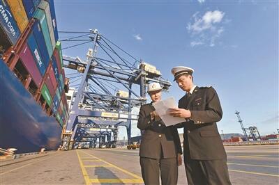 寧波日報丨杭甬兩關發布22條舉措支持寧波舟山港 打造世界一流強港