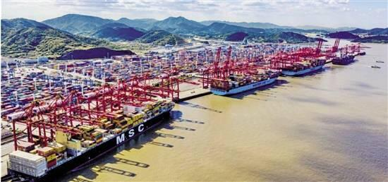 浙江日報丨從開放大港到世界一流強港,拓展海洋經濟發展新空間