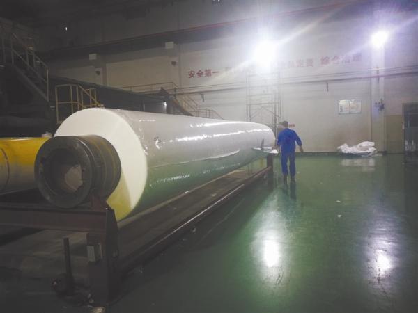 启明新材料 一张薄膜上做大产业
