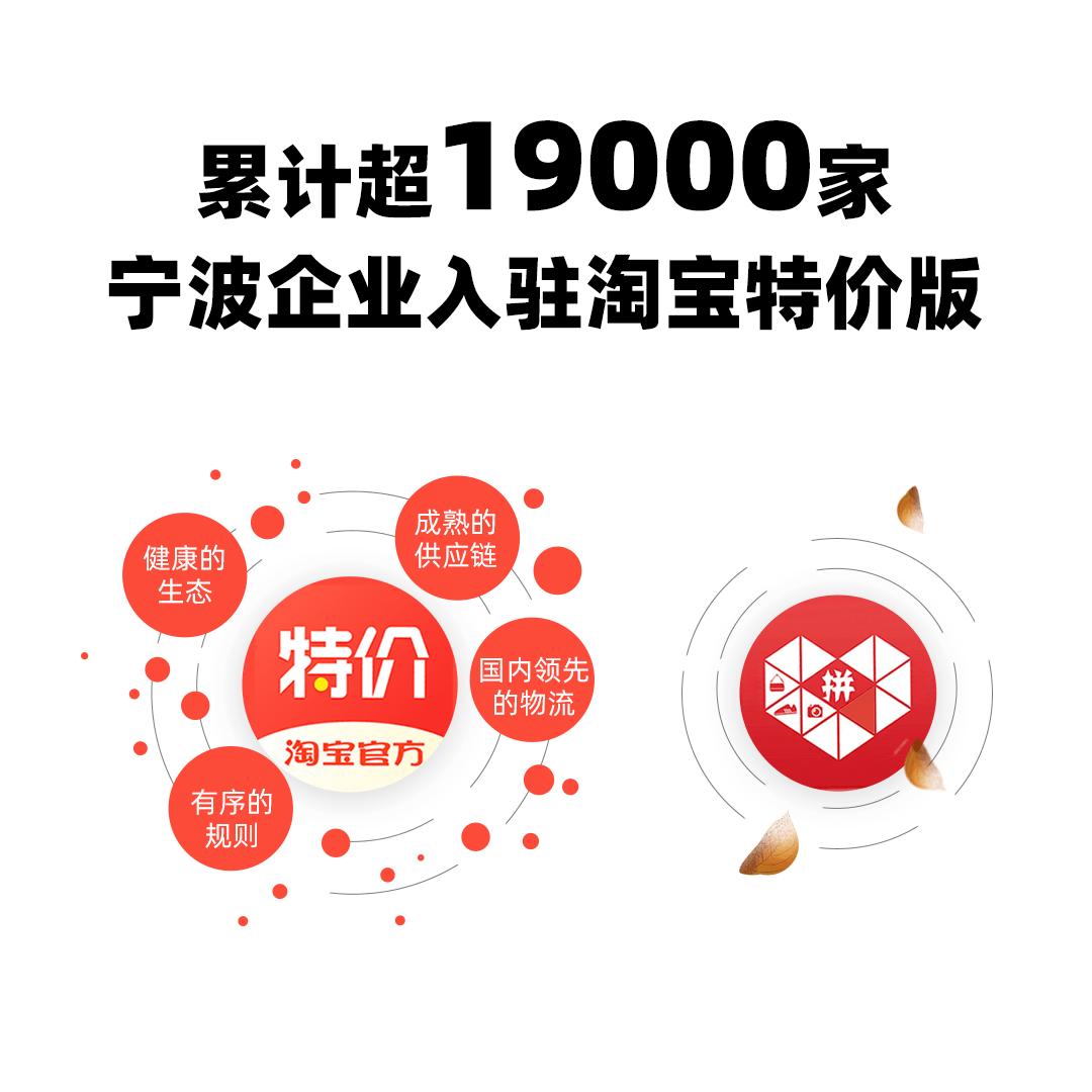 淘宝特价版一个月涌入2400宁波新商家,过半曾在拼多多开店