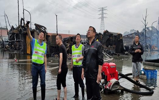 城事|浙江人保财险投入台风救灾理赔