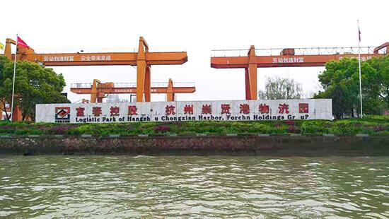 崇贤大街大运河沿线码头整治悉数合格