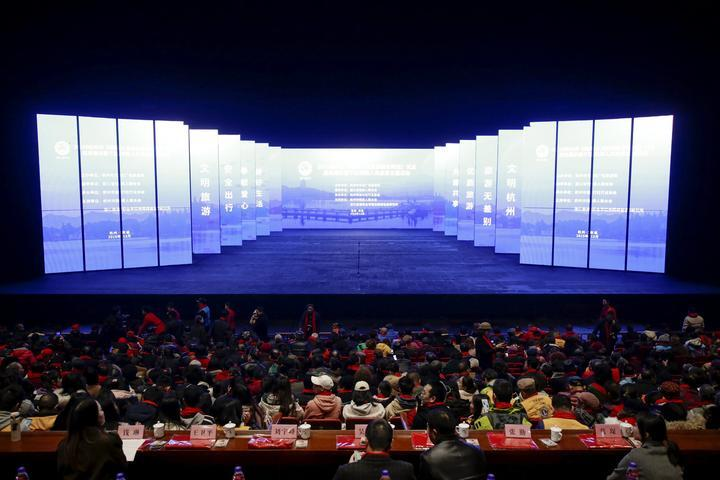 迎接亚残会 杭州残障人员旅游服务质量提升受好评
