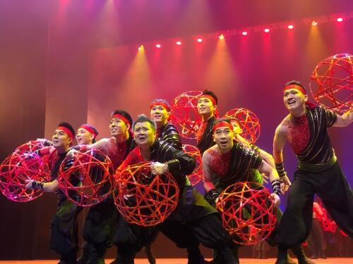 2020浙江省群众舞蹈大赛决赛在宁海举行