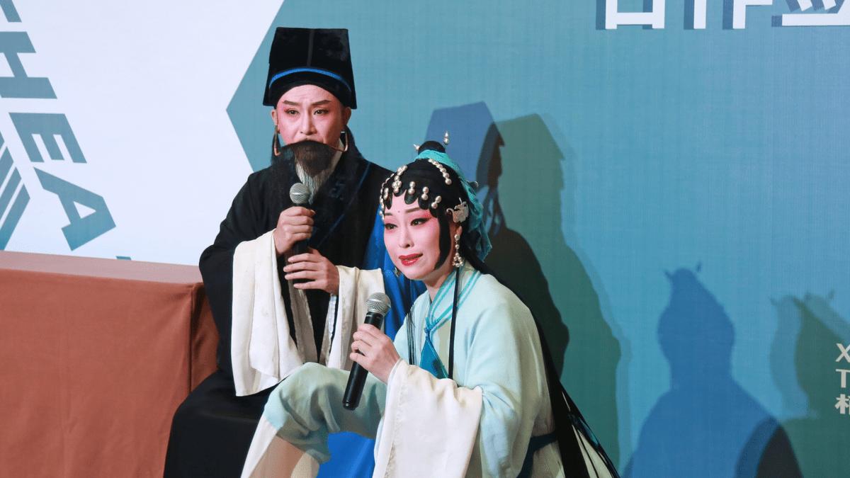 """杭州戏迷有福了!""""峰剧场""""在西溪诞生了"""