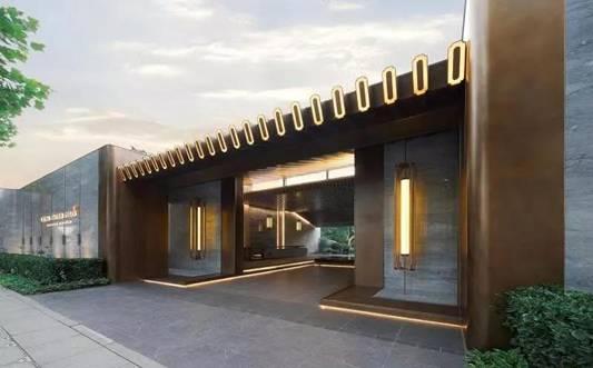 龙湖葛洲坝·景粼天著:收藏级作品!杭州仅有的庑殿顶中式叠墅,满园皆是惊艳…