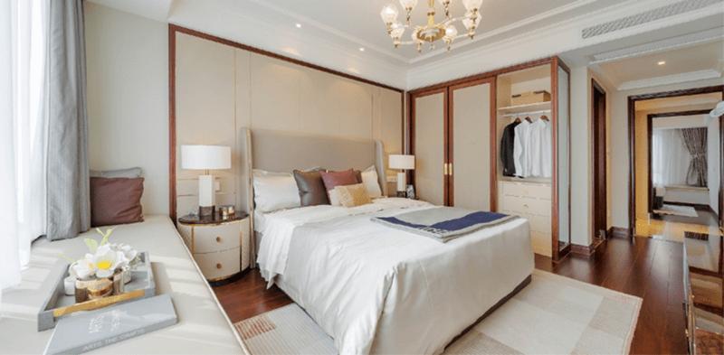 背景墙 房间 家居 酒店 起居室 设计 卧室 卧室装修 现代 装修 800