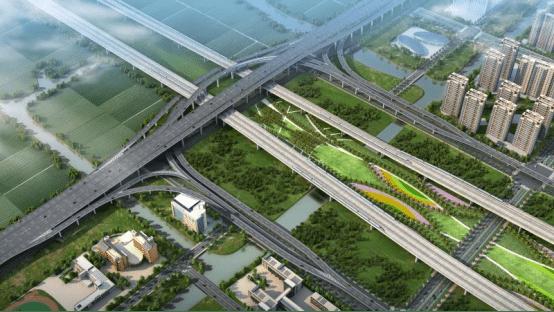 杭州西站枢纽最新进展,4个项目陆续开工!浙江省最大动车所即将